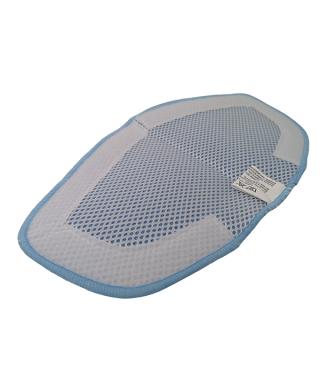 Repuesto mopa Azul de microfibra Escoba a vapor Poseidón Tienda Online FAGOR SDA