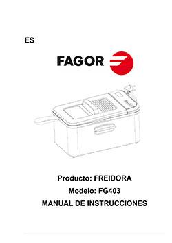 Freidora ELEKTRA DIGITAL PRO freidoras, cocina Freidora ELEKTRA DIGITAL PRO |  FAGOR SDA Electrodomésticos Pequeños
