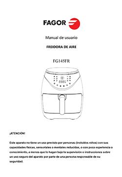 Freidora NATURFRY freidoras, cocina Freidora NATURFRY |  FAGOR SDA Electrodomésticos Pequeños