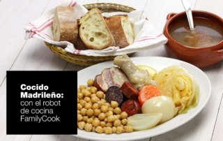 Cocido Madrileño recetas cocido madrileño ok 320x202 |  FAGOR SDA Electrodomésticos Pequeños