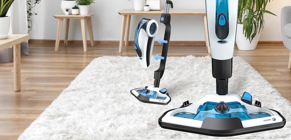 Aspiradores  Aspirador de vapor FGVB version 2    FAGOR SDA Electrodomésticos Pequeños