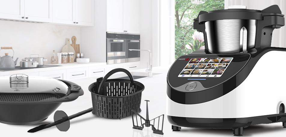 Robots de Cocina  Familiy Cook version 3 |  FAGOR SDA Electrodomésticos Pequeños