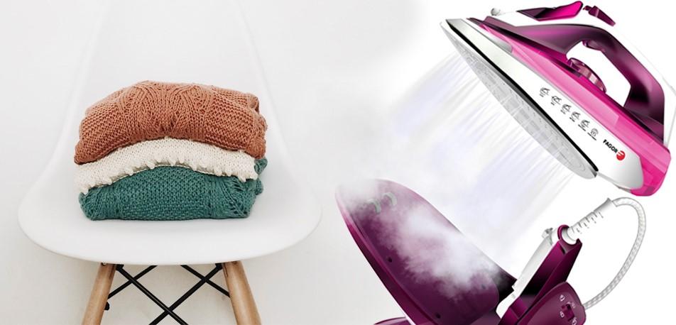 Cuidado de la ropa  plancha vapor |  FAGOR SDA Electrodomésticos Pequeños