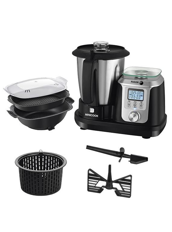 Robot cocina MINICOOK y accesorios | FAGOR SDA Electrodomésticos Pequeños