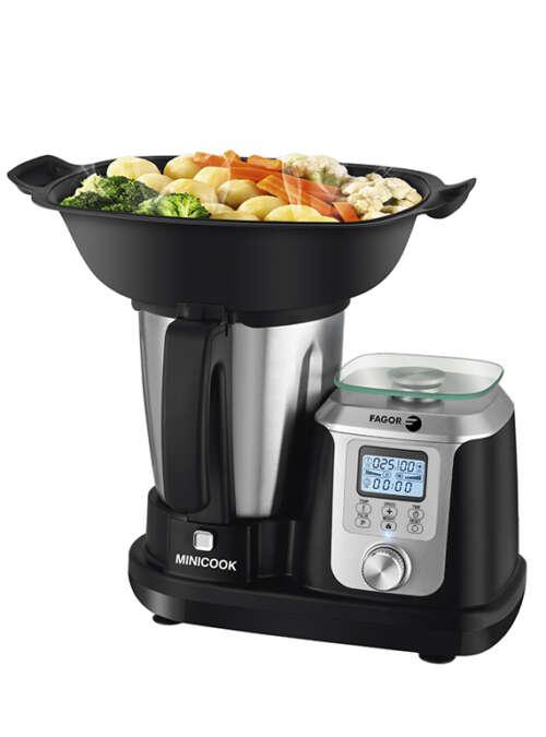 Robots de Cocina  FGE058 Robot cocina MINICOOK 2 500x675 |  FAGOR SDA Electrodomésticos Pequeños
