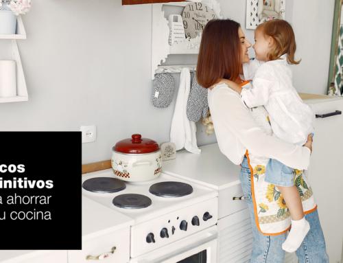 Los trucos definitivos para ahorrar energía en tu cocina