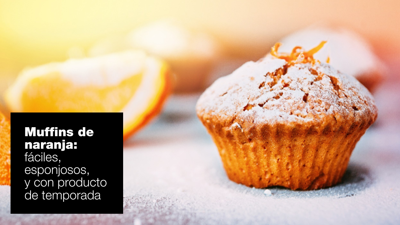 Cocido Madrileño recetas Creatividad Articulo Blog muffins naranja |  FAGOR SDA Electrodomésticos Pequeños