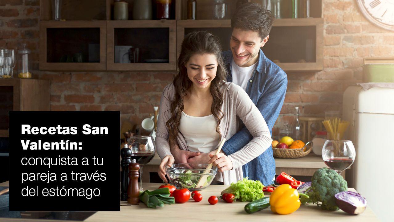 Recetas sencillas para enamorar en San Valentín Recetas San Valentín   FAGOR SDA Electrodomésticos Pequeños