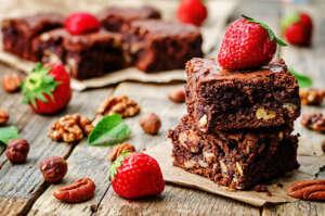 Recetas sencillas para enamorar en San Valentín recetas brownie 600px 300x199 |  FAGOR SDA Electrodomésticos Pequeños