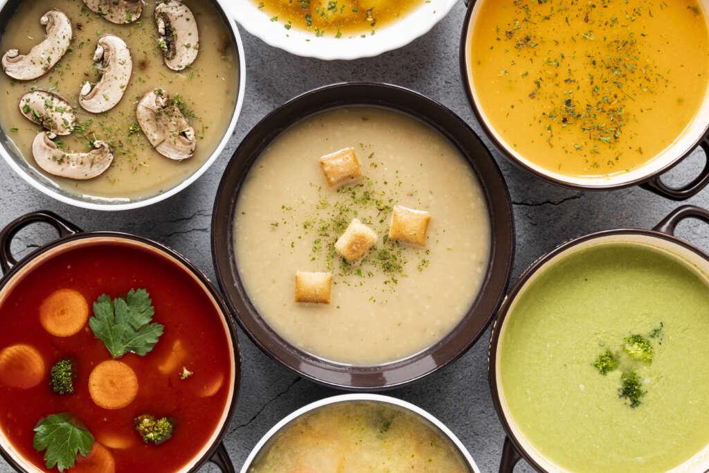 Receta MiniCook: Receta de Crema de verduras