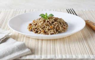 Receta de ensalada de lentejas y arroz | Electrodomésticos Pequeños FAGOR SDA