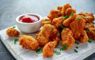 Receta de nuggets de pollo   Electrodomésticos Pequeños FAGOR SDA
