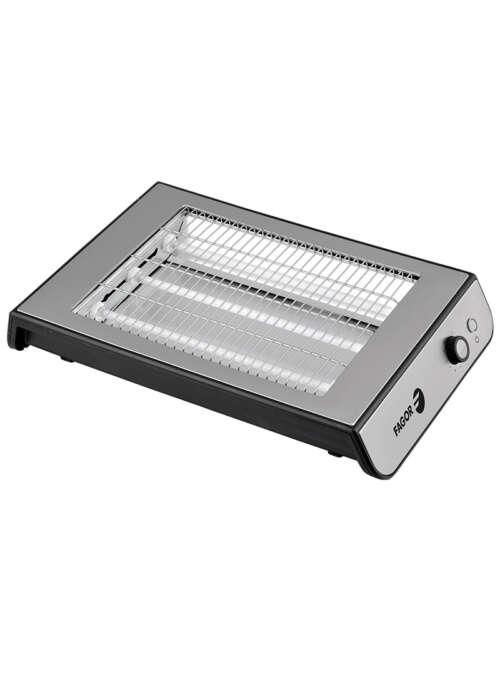 Tostadores y sándwicheras  TostadorPlano Fagor Quicktoast Inox 500x675 |  FAGOR SDA Electrodomésticos Pequeños