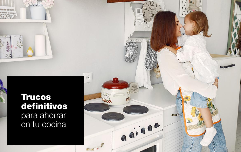 Los trucos definitivos para ahorrar energía en tu cocina hogar ahorrar cocina ok |  FAGOR SDA Electrodomésticos Pequeños