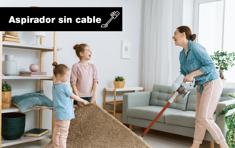 aspirador sin cable