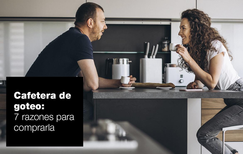 7 razones para comprar una cafetera de goteo hogar cafetera goteo ok |  FAGOR SDA Electrodomésticos Pequeños
