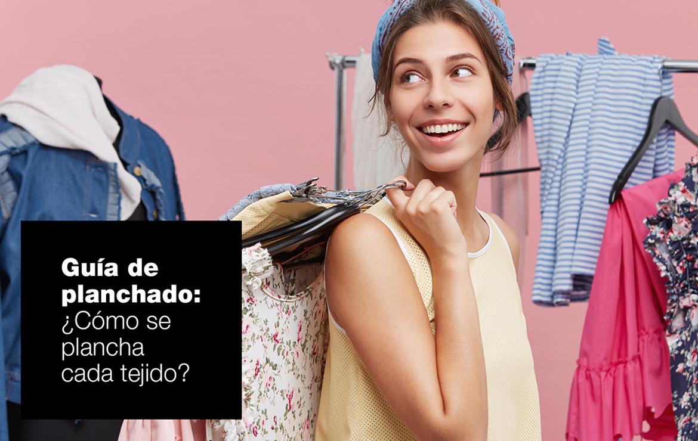 Guía de planchado: ¿Cómo se plancha cada tejido? hogar guia planchado ok    FAGOR SDA Electrodomésticos Pequeños