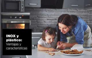 Particularidades de los electrodomésticos INOX y los electrodomésticos de plástico hogar inox y platico ok 320x202 |  FAGOR SDA Electrodomésticos Pequeños