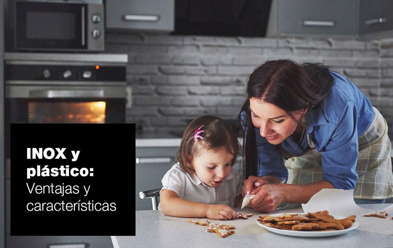 Particularidades de los electrodomésticos INOX y los electrodomésticos de plástico hogar inox y platico ok |  FAGOR SDA Electrodomésticos Pequeños