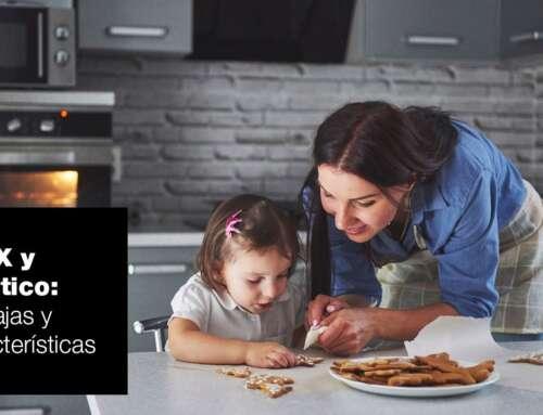 Particularidades de los electrodomésticos INOX y los electrodomésticos de plástico