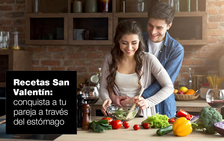 Recetas sencillas para enamorar en San Valentín recetas receta san valentin ok |  FAGOR SDA Electrodomésticos Pequeños