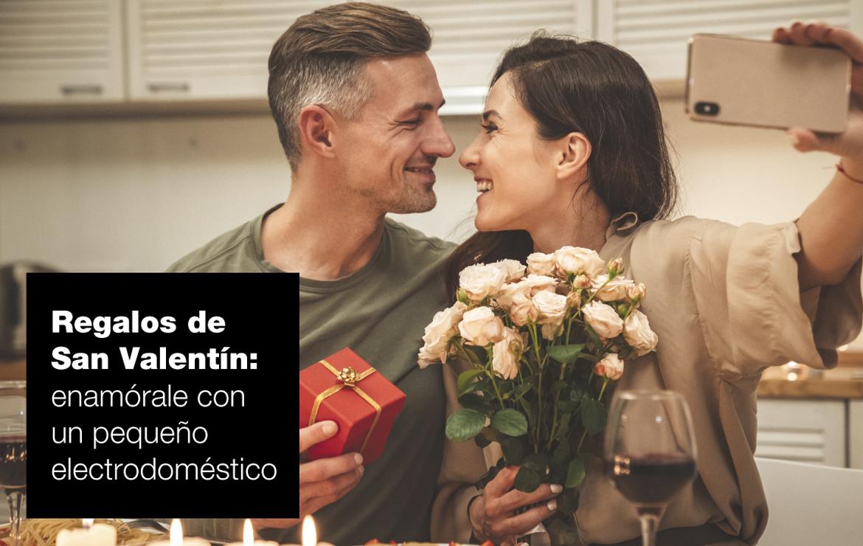 Regalos para San Valentín: enamórale con un pequeño electrodoméstico hogar regalo san valentin ok |  FAGOR SDA Electrodomésticos Pequeños