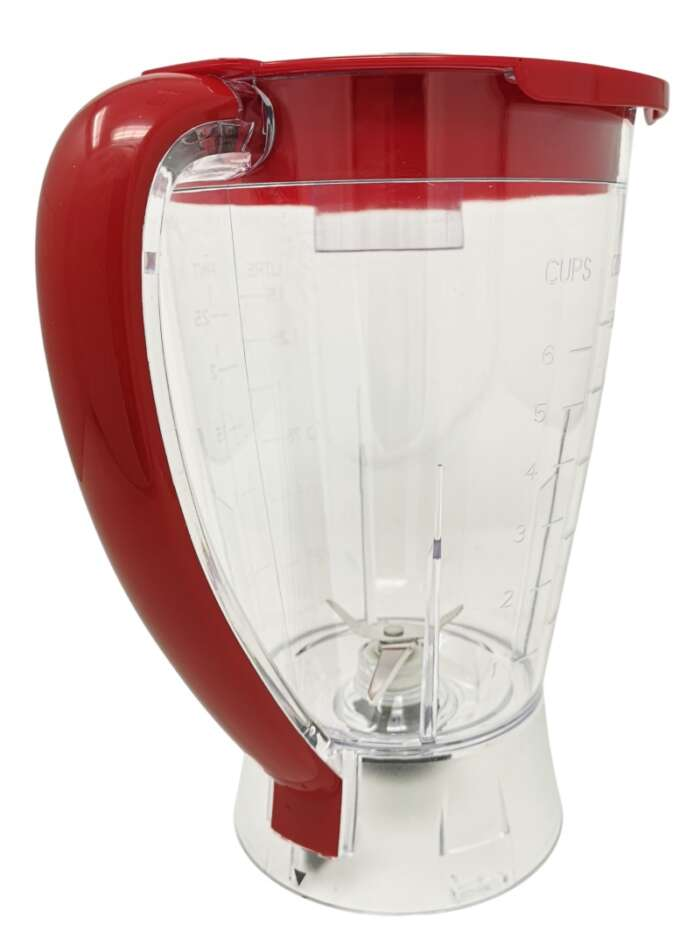 Set repuesto jarra de plástico graduada G2030 (roja) FLIP-R1