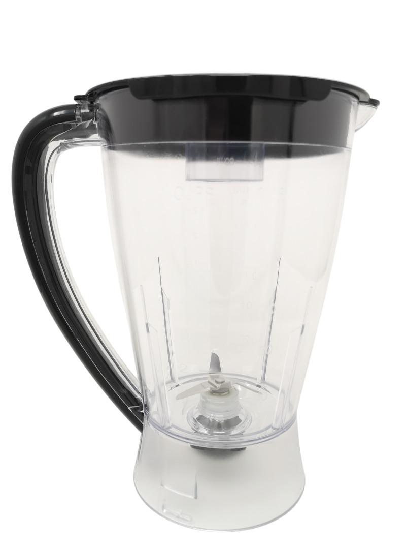 Set repuesto jarra de plástico graduada FG2205 (negra) FLIP-R1